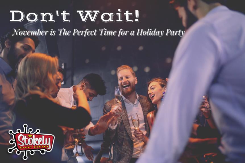 Tulsa Holiday Party Venue