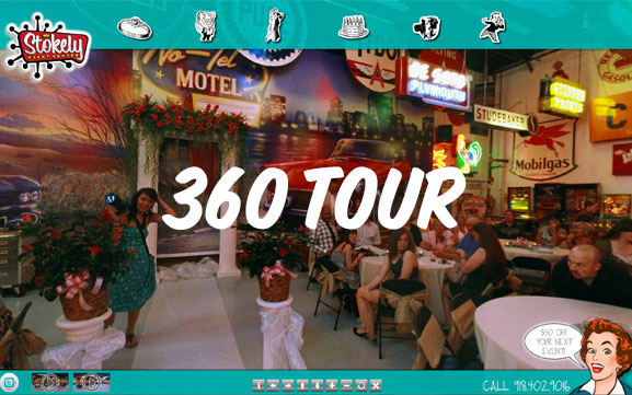 Stokely Event Center 360 Tour