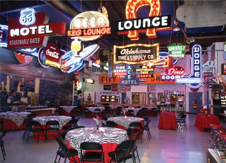 Need an Event Center in South Tulsa? STOKELY Can Help!