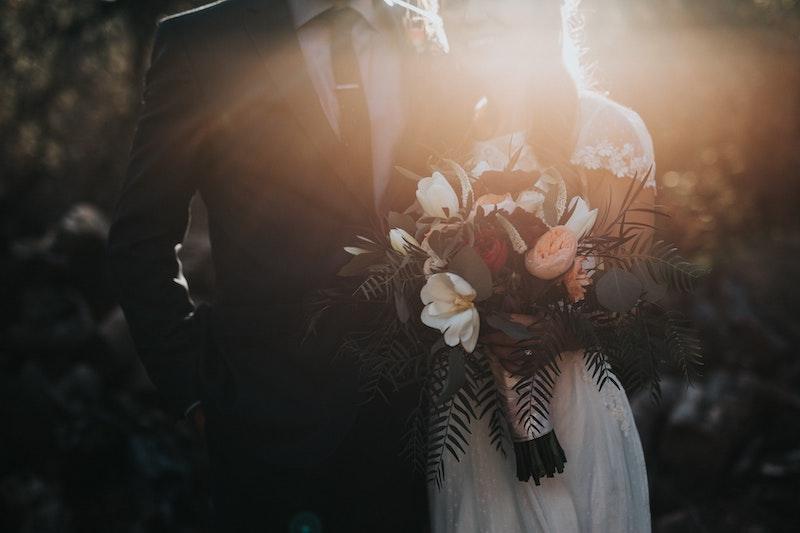 Broken Arrow Wedding Reception